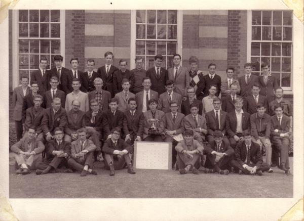 Glorney Cup 1964