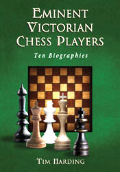 Cover of Eminent Victorian Chess Players