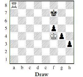 Speelman first drawn position