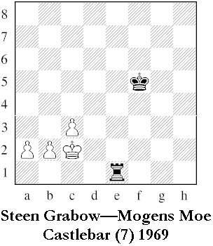 Grabow-Moe, Castlebar 1969