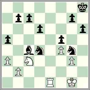 Alekhine-Barry, First simul, Dublin 1938