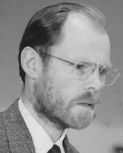 Bernard Cafferty (date unknown; from BCM archive)