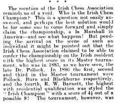 Chess Amateur 1906 vol. 1 no. 1, p. 8