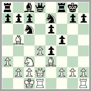 Alekhine Gambit Accepted--Modern Version