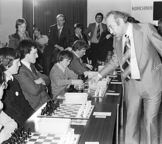 Korchnoi in Armagh
