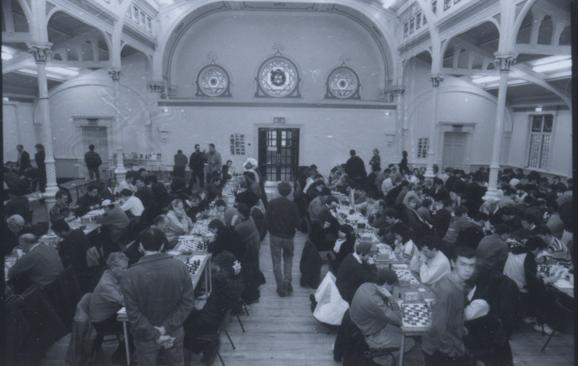 Ballyfermot Congress 1995: playing hall